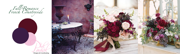 Fall Inspired French Countryside Color Palette